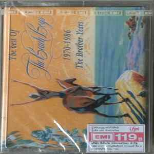 The Beach Boys - Greatest Hits - Volume 3: Best Of The Brother Years 1970-1986 Album Herunterladen